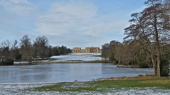 Stowe House by John Thurgood