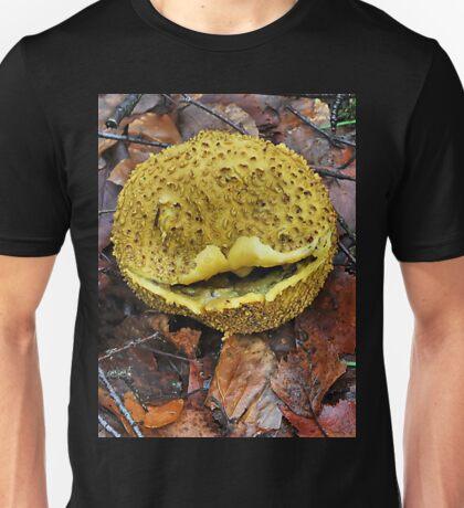 Smiley Puffball Unisex T-Shirt
