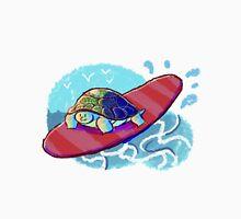 Surfing Turtle Unisex T-Shirt