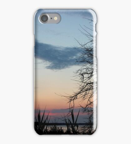 Hart Cove Morning | East Moriches, New York iPhone Case/Skin