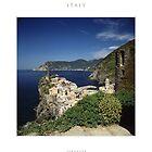 Vernazza, Cinque Terre, Italy by MassimoConti