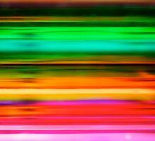 Rainbow light by Harald Walker
