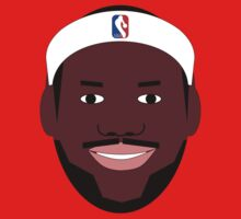 NBATOON - LeBron James by D4RK0