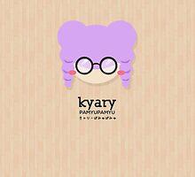 Kyary Pamyu Pamyu (Phone Case) by pinkbook