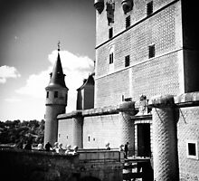 The Alcazar by Jonathan Evans