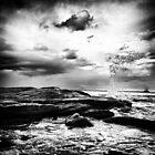 Breaking Wave by Jonathan Evans