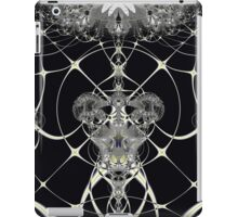 Golden Web iPad Case/Skin