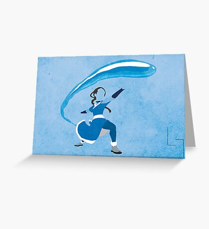 Katara Greeting Card