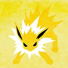 Jolteon by jehuty23
