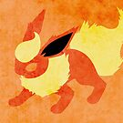 Flareon by jehuty23