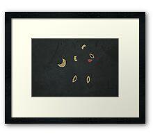 Umbreon Framed Print