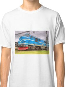 Locomotives of Värnamo IV Classic T-Shirt