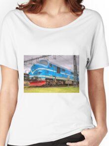 Locomotives of Värnamo IV Women's Relaxed Fit T-Shirt