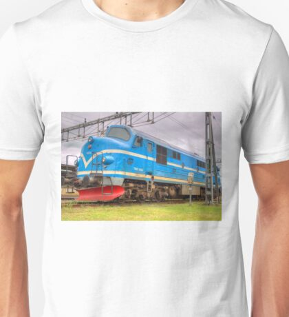 Locomotives of Värnamo IV Unisex T-Shirt