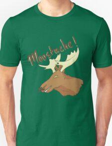 Moostache! T-Shirt