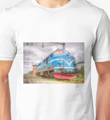 Locomotives of Värnamo VI T-Shirt