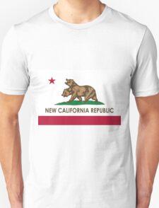 new california republic fallout new vegas T-Shirt