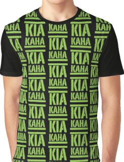 KIA KAHA (STAY STRONG in MAORI language) Graphic T-Shirt