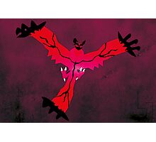Yveltal Photographic Print