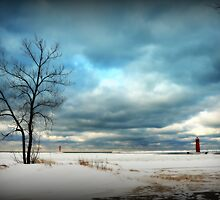 Another Winter Storm Rolls In by BarbL