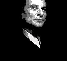 Goodfellas Joe Pesci (Tommy DeVito) illustration by Creative Spectator