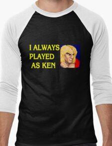 Street Fighter 2 Memories KEN T-Shirt