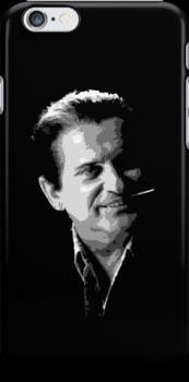 Casino Joe Pesci (Nicky Santoro) illustration by Creative Spectator