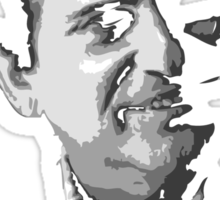 Casino Joe Pesci (Nicky Santoro) illustration Sticker