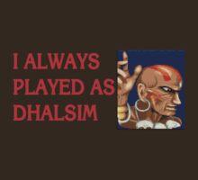 Street Fighter 2 Memories DHALSIM T-Shirt