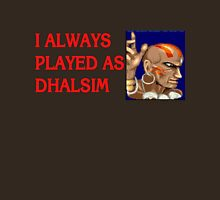 Street Fighter 2 Memories DHALSIM Unisex T-Shirt