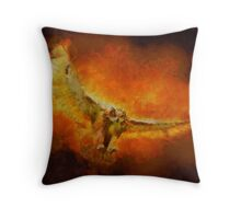Avenge by Pierre Blanchard Throw Pillow