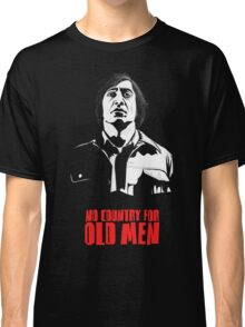 Anton Chigurh (Javier Bardem) No Country For Old Men  Classic T-Shirt
