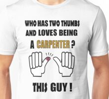 This guy loves being a carpenter T-Shirt