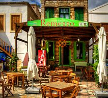 Remezzo's Restaurant by Tom Gomez