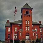 Madison County Courthouse by Susan S. Kline