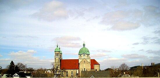 Catholic Church Photo by humanwurm