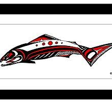 Salmon by Speakthunder