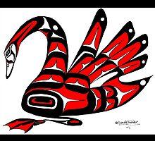 Swan by Speakthunder