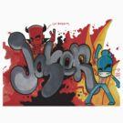 joker good vs evil by joker86