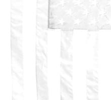 USA transparent Sticker