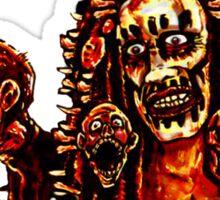 Voodoo Makes a Man Nasty! (Big Image/No Backgrd) Sticker