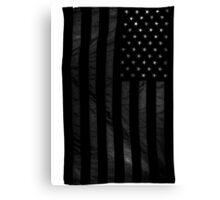 USA transparent Canvas Print