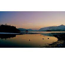 Derwent Water, Lake District National Park. Photographic Print