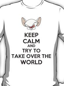 Keep Calm Brain T-Shirt