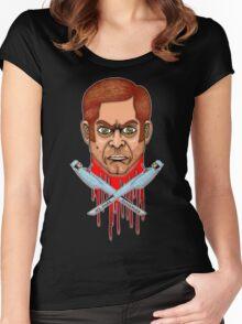 My Dark Passenger Women's Fitted Scoop T-Shirt