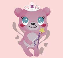 bear princess Baby Tee