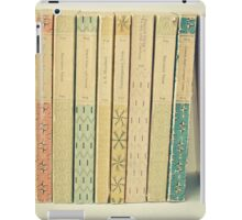 Old Books iPad Case/Skin