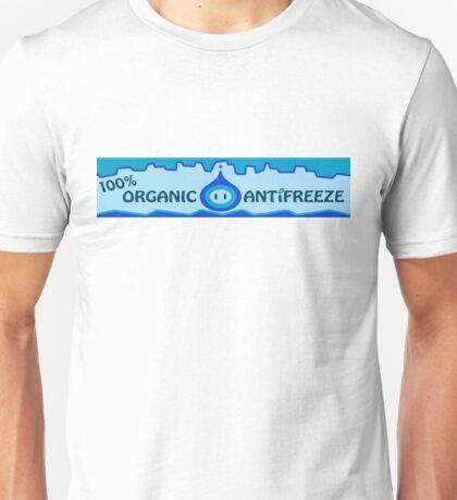 Mario Kart 8 Organic Antifreeze Unisex T-Shirt