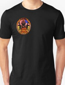 N.Carolina Zombie Extermination Squad (Upper rt shoulder) T-Shirt