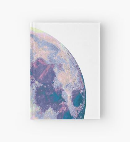 Moon Hardcover Journal